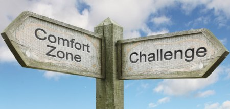 Comfort Zone and Challenges
