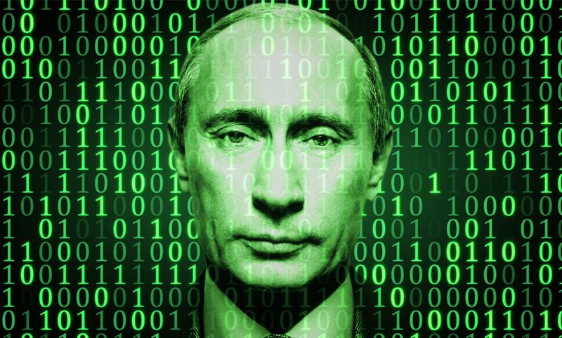 Cyber Putin
