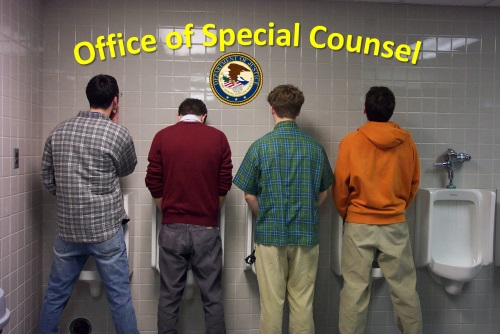 Office of the Special Counsel leaking