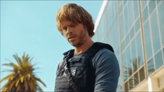 Deeks reacts to Kensi's proposal