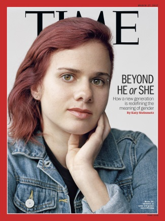 TIME cover about transgender