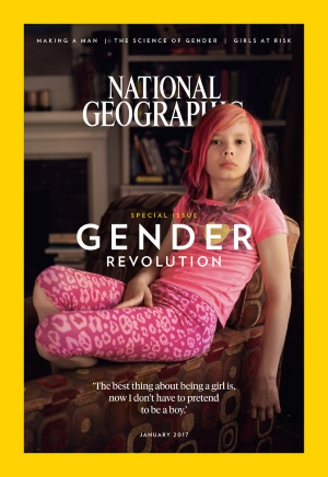 Transgender Avery Jackson (9) - National Geographic
