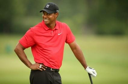 Tiger Woods - 2016