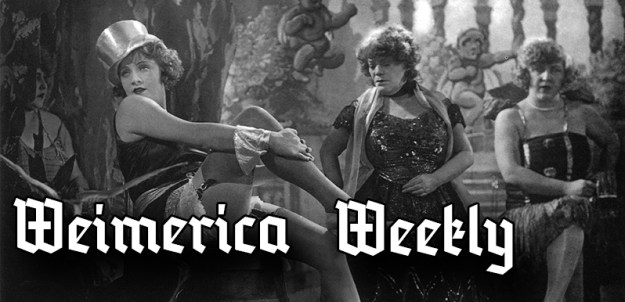 Weimerica Weekly