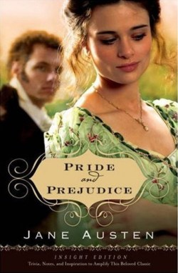 Pride and Prejudice - the book