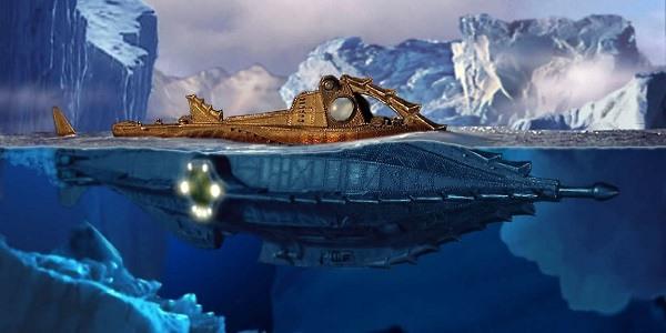 Jules Verne's Nautilus