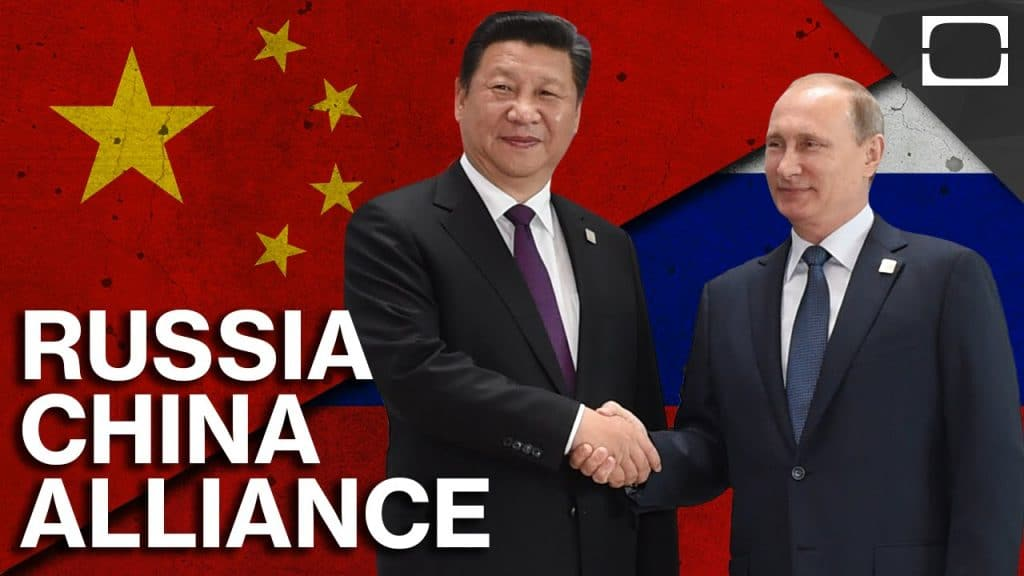 Russia-China Alliance