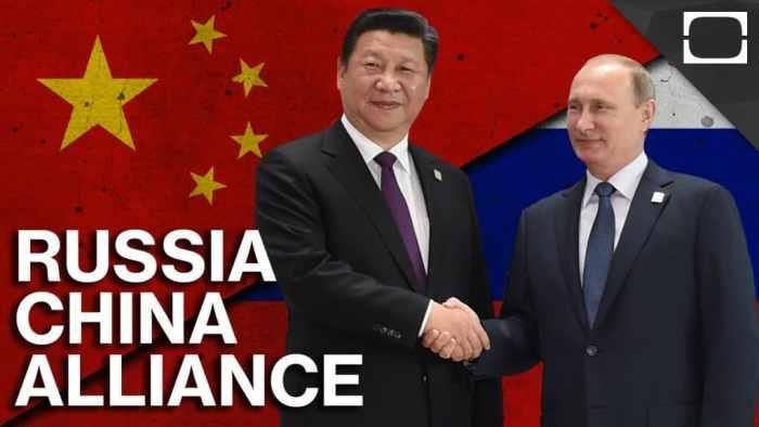 Russia-China Alliance
