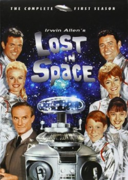 Lost Space DVD - season 1 of the original