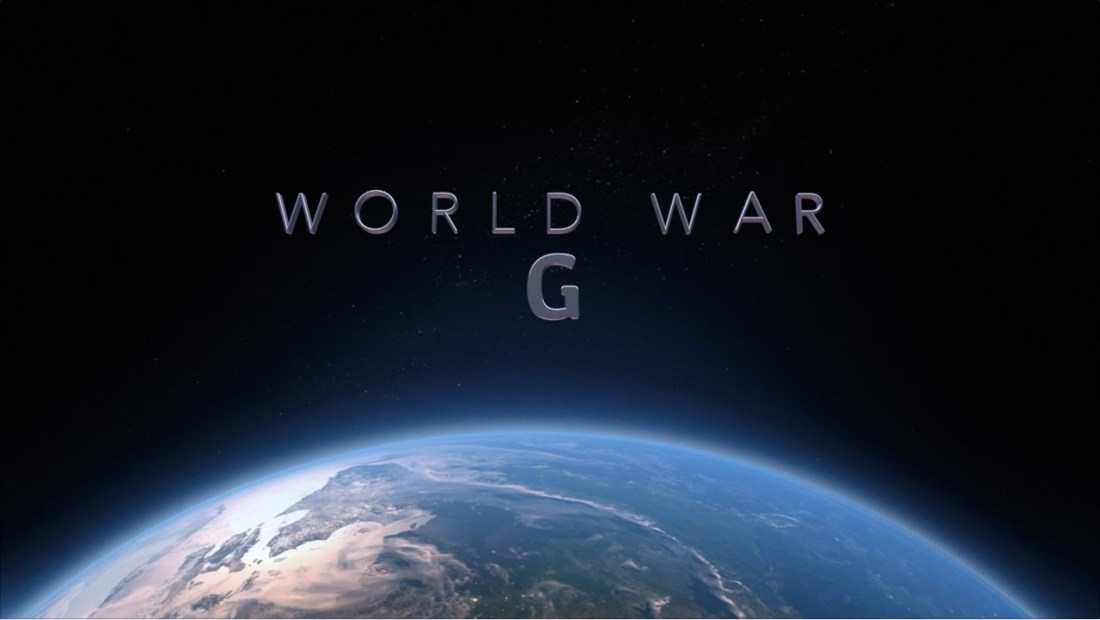 World War G (the gender war)