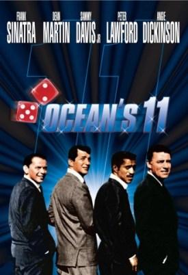 """Oceans 11"" (1960) poster"