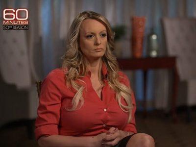 """Stormy Daniels on CBS' """"60 Minutes"""""""