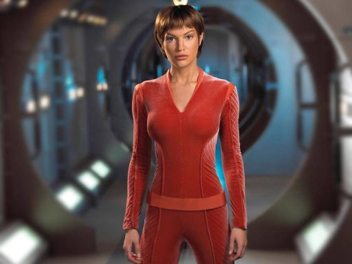 T'Pol of Star Trek: Enterprise