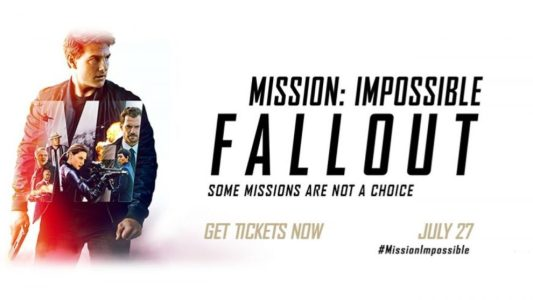 Poster for Mission Impossible: Fallout