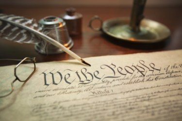 Constitution - dreamstime_31431626