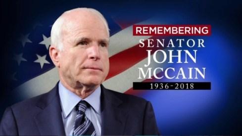 Remembering John McCain