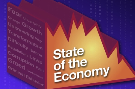 The Economy - dreamstime_6619509