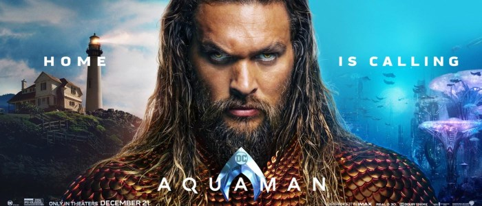 """Poster for """"Aquaman"""" (2018)"""