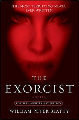 """""""The Exorcist"""" by William Blatty"""