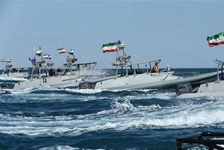 Iranian launches in the Persian Gulf.