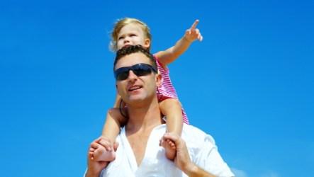 Dad and Son - DreamsTimeFree-6547987