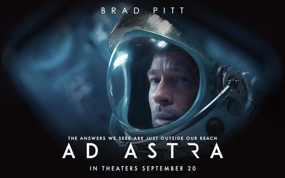 Review Of Ad Astra Hollywood Strives To Reach The Stars Fabius