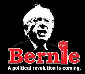 Bernie - A political revolution is coming