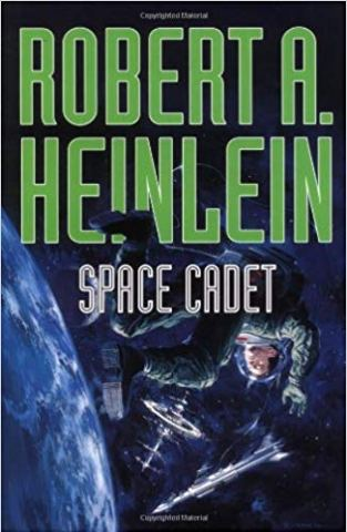 """Space Cadet"" by Robert Heinlein"