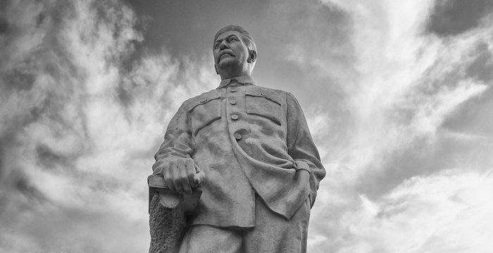 Statue of Stalin - Dreamstime-107877766