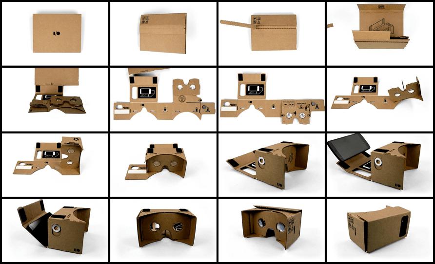 Montage Cardboard