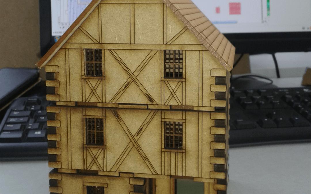 Maison pour 28 mm