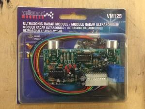 VM125 Ultrasonic Sensor