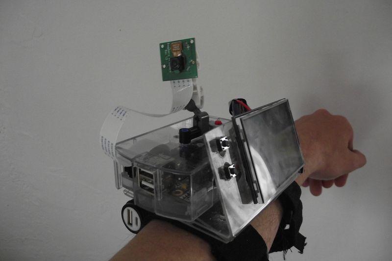 pip boy wearable computer