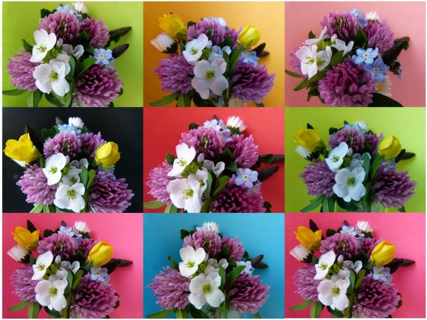 Bouquet of Weeds