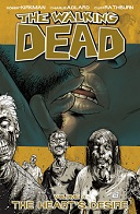 The Walking Dead Volume #04: The Heart's Desire Book Cover