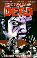 The Walking Dead Volume #08: Made to Suffer Book Cover