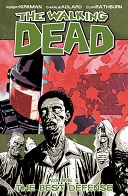 The Walking Dead Volume #05: The Heart's Desire Book Cover