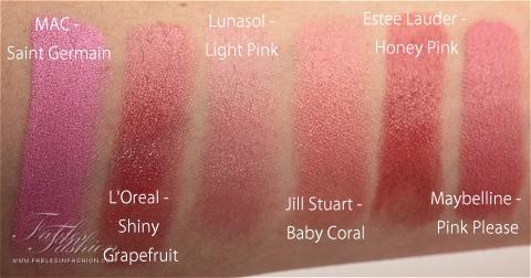 Jill Stuart Lipstick – Baby Coral
