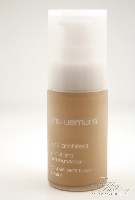 Shu uemura Face Architect Smoothing Fluid Foundation