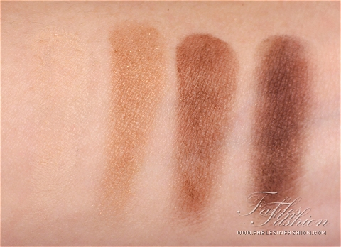 Burberry Complete Eye Palette - Mocha No.2