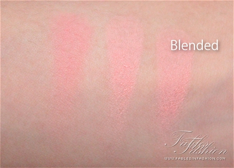 Lancôme Spring 2013 Blush in Love - Peche Joue