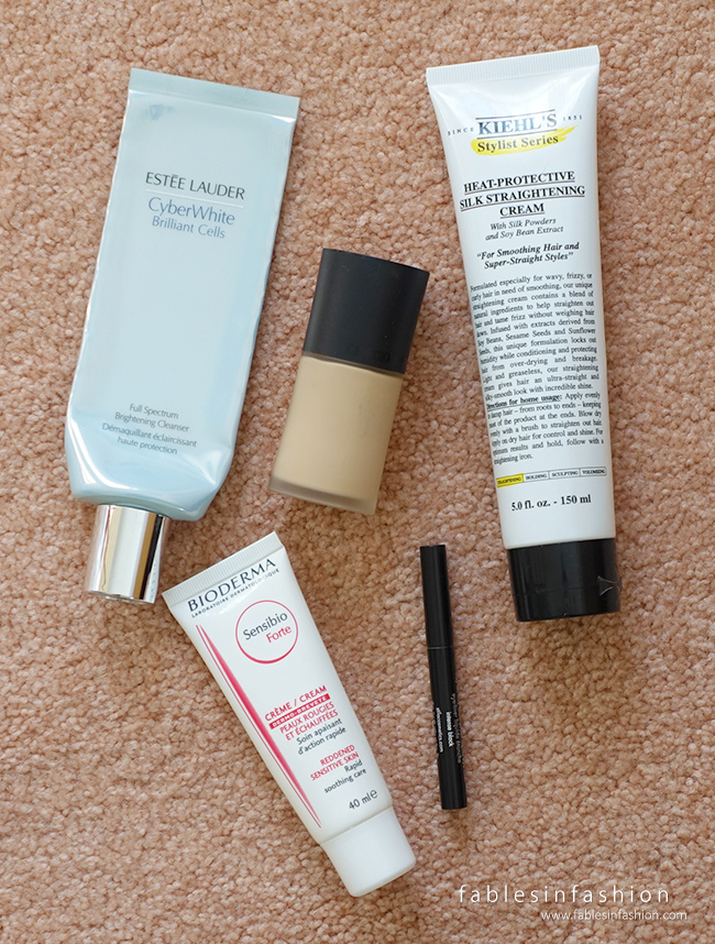 September 2014 Favourites & Empties