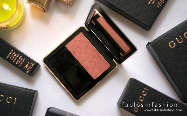 Gucci Face Sheer Blushing Powder - 030 Soft Peach