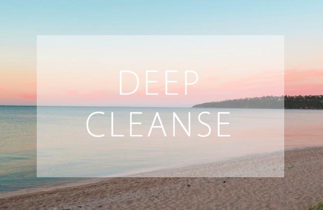 deep-cleanse
