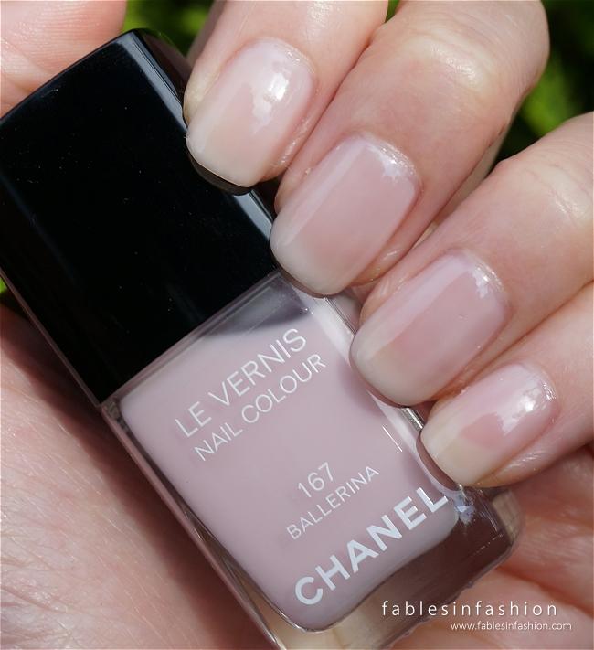 Chanel Le Vernis - 167 Ballerina