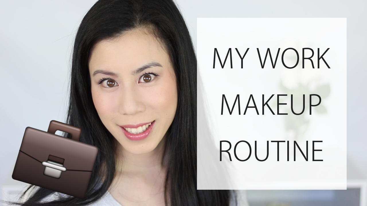 My Everyday Work Makeup Routine - Fables in Fashion 62914cae3bec8