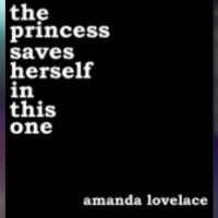 The Princess Saves Herself in this One Review- POWERFUL POETRY