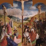 Calvary Triptych (center panel)