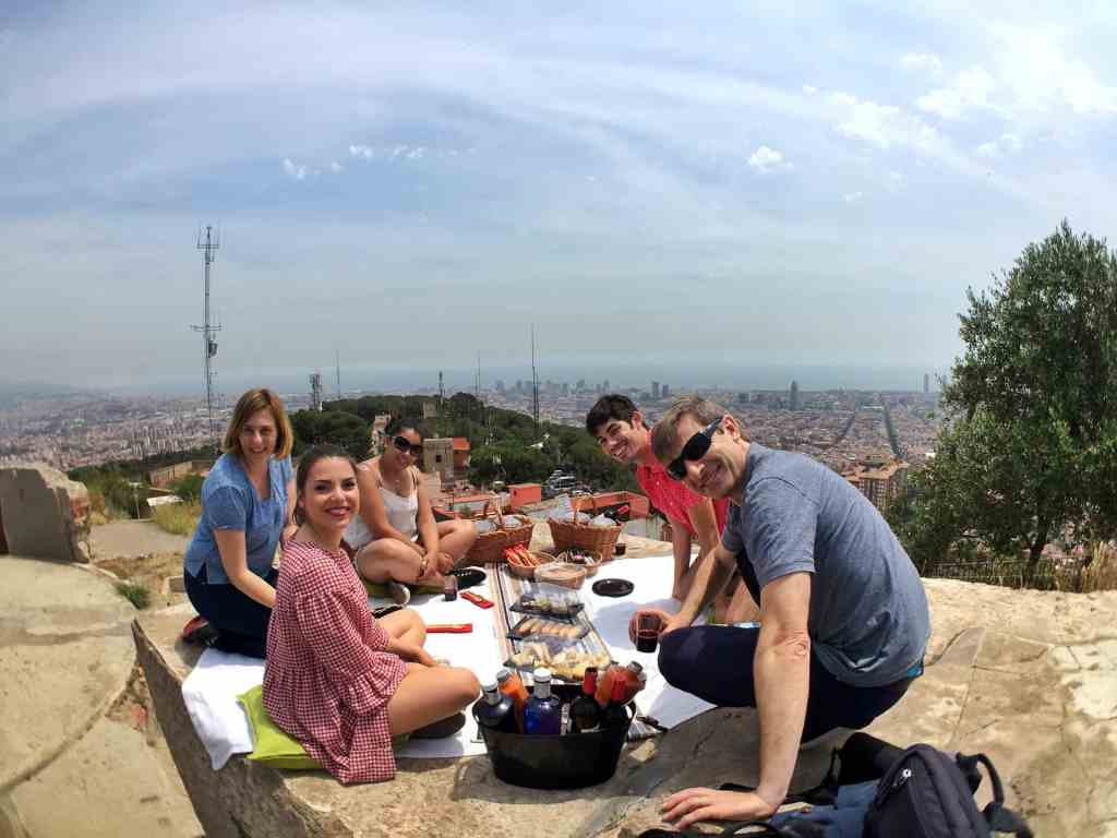 Foodie tour of Barcelona with Opera Samfaina