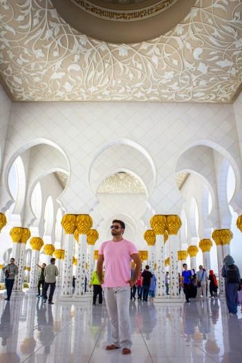 Fab Meets Sheikh Zayed Grand Mosque in Abu Dhabi